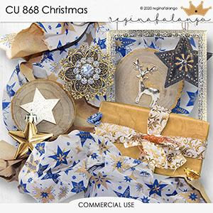 CU 868 CHRISTMAS