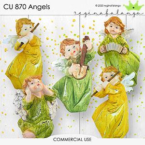 CU 870 ANGELS