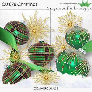CU 878 CHRISTMAS