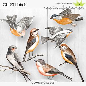 CU 931 BIRDS