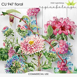 CU 947 FLORAL