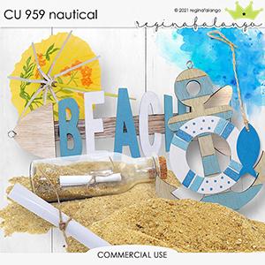 CU 959 NAUTICAL