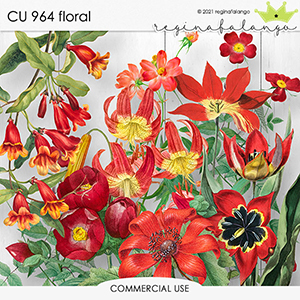 CU 964 FLORAL