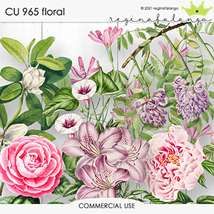 CU 965 FLORAL
