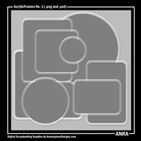 AcrylicFrames No. 1