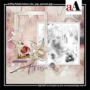 ArtPlay MiniPalette Ariose
