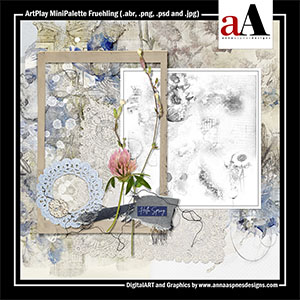 ArtPlay MiniPalette Fruehling