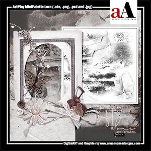 ArtPlay MiniPalette Lorn