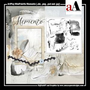 ArtPlay MiniPalette Memento