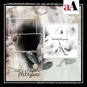 ArtPlay MiniPalette Milestone