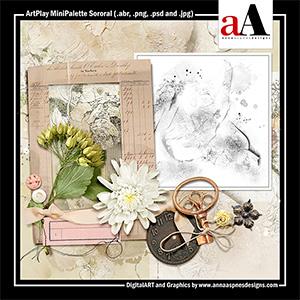 ArtPlay MiniPalette Sororal