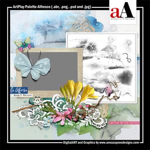 ArtPlay Palette Alfresco