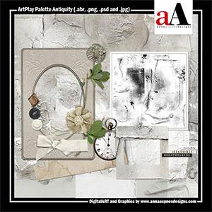 ArtPlay Palette Antiquity