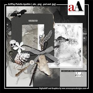 ArtPlay Palette Apothic