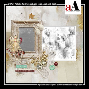 ArtPlay Palette Auriferous