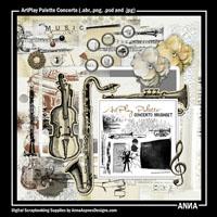 ArtPlay Palette Concerto