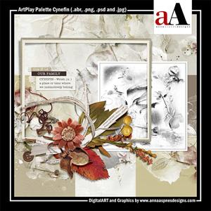 ArtPlay Palette Cynefin