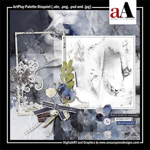 ArtPlay Palette Disquiet