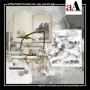 ArtPlay Palette Fernweh