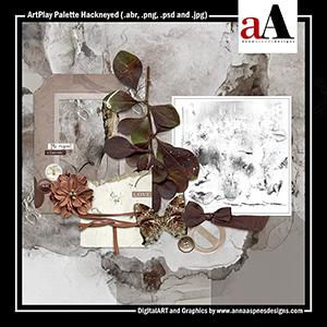 ArtPlay Palette Hackneyed