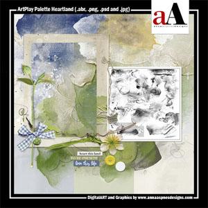 ArtPlay Palette Heartland
