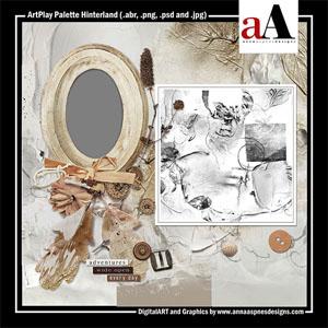 ArtPlay Palette Hinterland