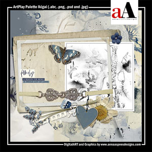 ArtPlay Palette Ikigai