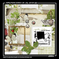 ArtPlay Palette Jardinier
