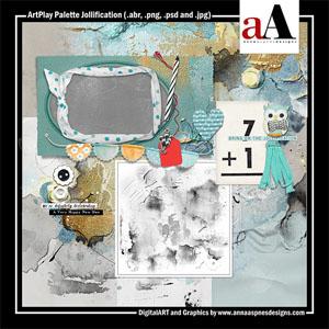 ArtPlay Palette Jollification