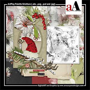 ArtPlay Palette Kristtorn