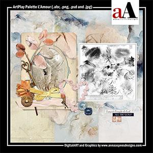 ArtPlay Palette L'Amour