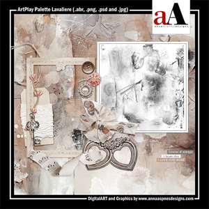 ArtPlay Palette Lavaliere