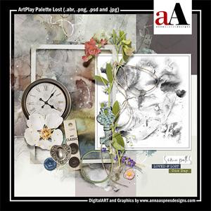 ArtPlay Palette Lost