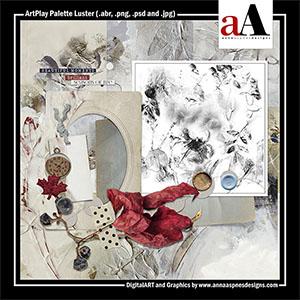 ArtPlay Palette Luster