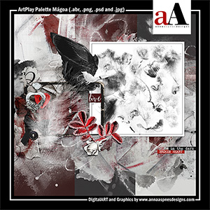 ArtPlay Palette Magoa