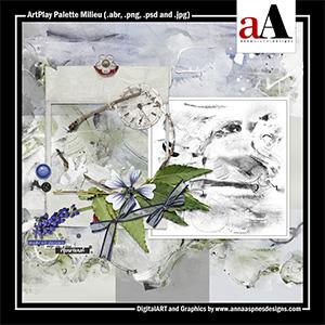 ArtPlay Palette Milieu