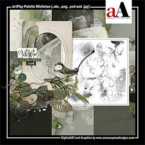 ArtPlay Palette Mistletoe