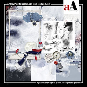 ArtPlay Palette Noble