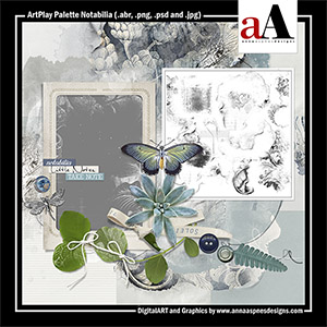 ArtPlay Palette Notabilia