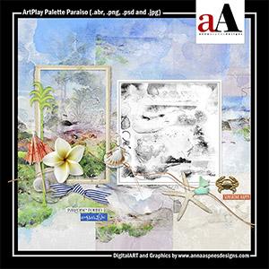 ArtPlay Palette Paraiso