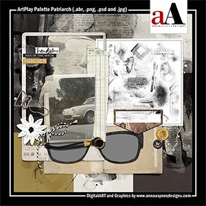 ArtPlay Palette Patriarch