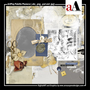 ArtPlay Palette Plumera