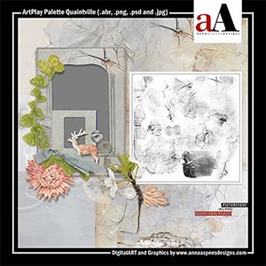 ArtPlay Palette Quaintville