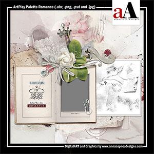 ArtPlay Palette Romance