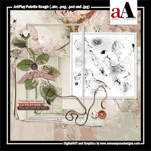 ArtPlay Palette Rougir