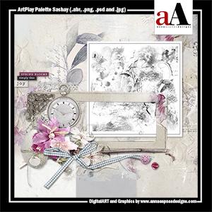 ArtPlay Palette Sashay
