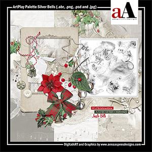 ArtPlay Palette Silver Bells