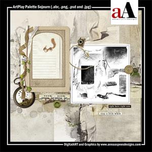 ArtPlay Palette Sojourn
