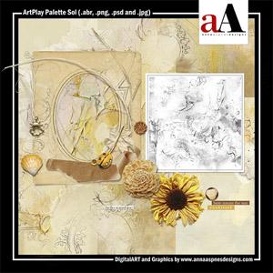 ArtPlay Palette Sol