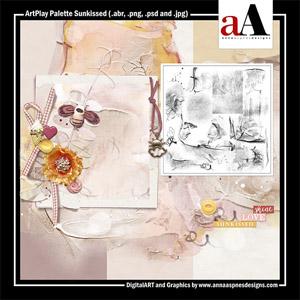 ArtPlay Palette Sunkissed